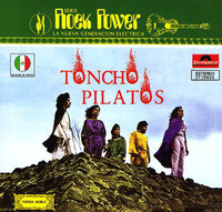 TONCHO PILATOS  - ST  (Stunning Mexican psych album from 1973 - Paper mini slv replica) CD