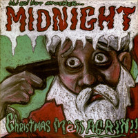 Oh! No! Not Another... Midnight Christmas Mess Again!!  VA wi. SLICKEE BOYS, CHEEPSKATES, IGUANAS AND MORE (GARAGE PSYCH)  TWEAKED CORNER- COMP LP