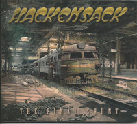 HACKENSACK -THE FINAL SHUNT(LEGENDARY UK PSYCHBLUES) CD