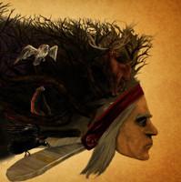 STONED JESUS - SEVEN THUNDERS ROAR (Ukrainian psych stoner-doom) BLACK VINYL LP