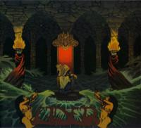 ELDER  - ST  (psych doomers) DBL COLOR VINYL GATEFOLD  LP