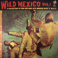WILD MEXICO  Vol 1(RARE 60s TRACKS)  COMP LP
