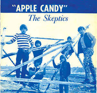 SKEPTICS - Apple Candy (1965-66 garage/folk ) LTD ED 180 gram  LP