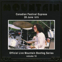 MOUNTAIN   -Canadian Festival Express 1970 (HARD ROCK) CD
