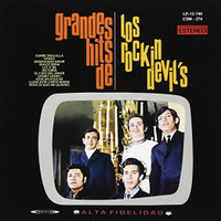 ROCKIN DEVIL'S , LOS   -Grandes Hits Le (60s Mexican  Beatles, Kinks covers!   CD