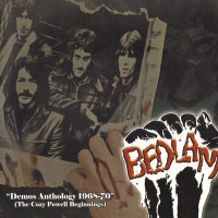 BEDLAM   -DEMOS ANTHOLOGY 1968-1970-  LP