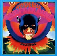 BOKAJ RETSIEM   -PSYCHEDELIC UNDERGROUND (Trippy 67 German exploitation Hendrix, Animals style)LP