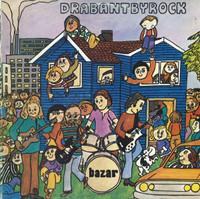 BAZAR   -Drabantbyrock(Kick-ass 70s psych/prog hard-rock)  LP