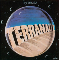 CRYSTALAUGUR -Terranaut (Ultimate 70s underground, lo-fi, psychedelic private press)-  LP
