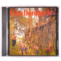 CHALLENGERS (Puerto Rico)- ST (1969 fuzz guitar) CD