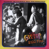 LITTER  - $100 Fine (60's garage psych classic) CD