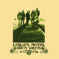 LESLIE'S MOTEL-Dirty Sheets (1972 bluesy hard rock)LP