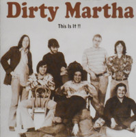 DIRTY MARTHA -This is It (1969 pop psych gem) CD