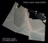 STONE OAK COSMONAUT  - THE LAST MACHINE (heavy stoner rock)DBL  CD