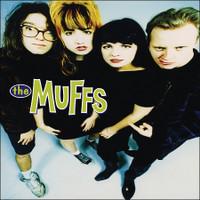 MUFFS - ST  GREEN VINYL  (1993 ex Pandoras members)  LP