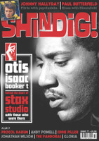 SHINDIG!  -#77 STAX -  BOOKS & MAGS