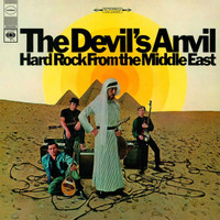 DEVIL'S ANVIL -HARD ROCK FROM THE MIDDLE EAST(ULTRA-RARE PSYCHEDELIC 1967)  LP