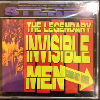LEGENDARY INVISIBLE MEN   - Come Get Some! (Former Bomboras members)CD