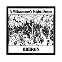 OBERON   - Midsummer ( Brit hippie psych 1971 )  fold-out insert with extensive liner notes and rare pictures -  ONE ONLY   CD