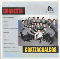 ORQUESTA  -Coatzacoalcos  ( RARE 1965 big mambo sound) ONLY -RARE MEXICAN MINI LP SLV  CD