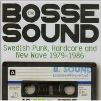 BOSSE SOUND   - VA Swedish Punk Hardcore and New Wave 79-86 -  COMP CD