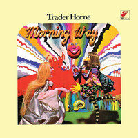 "TRADER HORNE - Morning Way  + 7"", heavyweight embossed gatefold sleeve, 180-gram virgin vinyl, booklet, LTD to 500 copies)70s psych - LP"