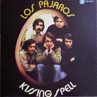 KISSING SPELL   -  Los Pajaros   ( South American 70s psych )-    LP