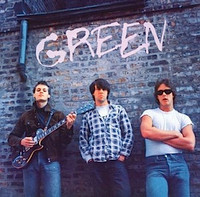 GREEN   - ST  ( First time reissue of this vaunted power pop classic! Color insert, lyrics, photos -  LP