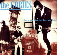 GORIES  - I Know You Fine But How You Doin-(Detroit Garage)180 gramLP
