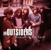 OUTSIDERS   - Everything on Earth -rare recordings , 20 page booket  TRIPLE  CD
