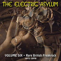 ELECTRIC ASYLUM    - Vol 6  (Rock Hard British Freakrock) IMPORT -   COMP CD