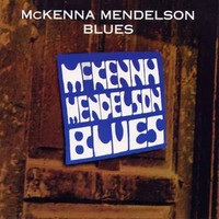MCKENNA MENDELSON BLUES-ST (bluesy psych demo tapes from 1968) CD