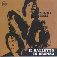 IL BALLETTO DI BRONZO  - Sirio 2222-  W 12 PAGE BOOKLET  (70s  Raw-edged heavy rock ) -  CD