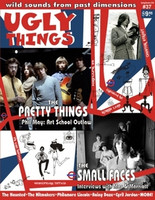 UGLY THINGS  - #37  BOOKS & MAGS