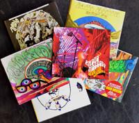 RADIO MOSCOW 6 CD BUNDLE  - ALL SIX  on digipack CD