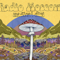 RADIO MOSCOW   -  Magical Dirt - Yellow cover w LEMON  vinyl ltd ed of 150  -  LP