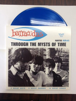 BARRACUDAS   - Thru the Mysts of Time   Ltd ed of 100 BLUE VINYL - Rarities 1978-81  LP