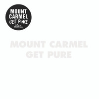 MOUNT CARMEL - Get Pure(Radio Moscow style power trio)  BLACK VINYL  LP