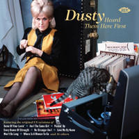DUSTY HEARD THEM HERE FIRST  - VA  (60s GIrL GROUPS) COMP CD