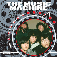 MUSIC MACHINE -Ultimate Turn On ( w unissued material and TV performances) DOUBLE CD