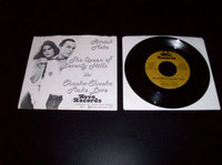 MATA, PATRICK   - Queen of Beverly Hills  ( 1979  very rare. insane drag-queen novelty by Kommunity FK mastermind w pic slv )-  45 RPM