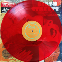 DIRTY STREETS-Blades Of Grass (Radio Moscow tourmates) Ltd ed of 200 DEVIL RED VINYL LP