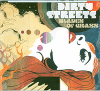DIRTY STREETS  - Blades Of Grass -(Radio Moscow tourmates )- CD