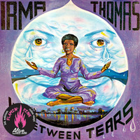 THOMAS , IRMA  - In Between Tears -  FIRST PRESSING Ltd ed of 200 in Flamin Pink -liner note flier.   LP