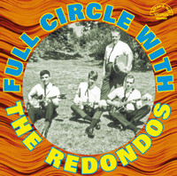 REDONDOS - Full Circle With(glossy Inlay w/pic, liners. 300 copies)LP