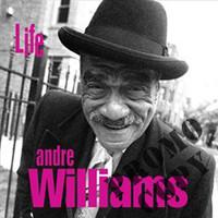 WILLIAMS, ANDRE   - Life - digipack cd PROMO -  CD