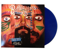 BUFFALO KILLERS - Let It Ride  (produced by Dan of the Black Keys!)  BLUE  VINYL LTD EDITION -  LP