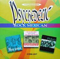 PSYCHEDELIC ROCK MEXICAN  - VA -Paper mini slv replica (Stunning heavy psych 1971)-COMPCD