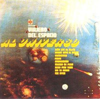 AL UNIVERSO   - Viajero Del Espacio  ( '75 w. nice paper-sleeve mini-LP replica. ) -   CD