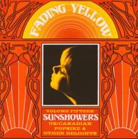 FADING YELLOW   - VOL.15 (60s Pop Psych)COMPCD